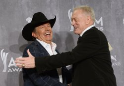 49th annual Academy of Country Music Awards held in Las Vegas