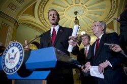 Sen. Jon Thune speaks on Fiscal Cliff Negotiations in Washington