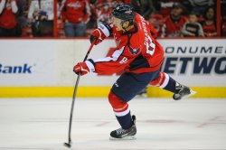 Washington Capitals vs Edmonton Oilers in Washington