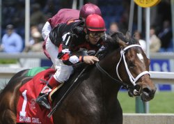 Barbaro Stakes in Baltimore