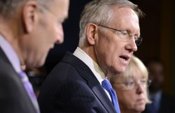 Senate Democratic leaders make remarks on failed unemployment insurance benefits