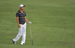 Anthony Kim during the Quail Hollow Tournament in Charlotte