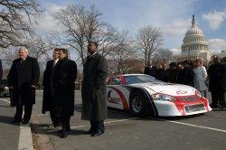NASCAR PROMOTES DIVERSITY