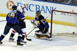 Washington Capitals vs St. Louis Blues hockey