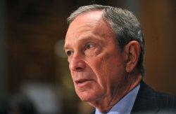 New York City Mayor Michael Bloomberg in Washington
