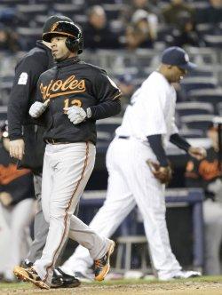 Orioles vs Yankees at Yankee Stadium