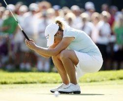 Final Round of the LPGA U.S. Women's Open in Pennsylvania