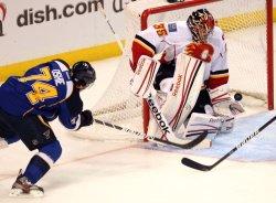 Calgary Flames vs St. Louis Blues