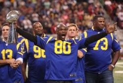 San Francisco 49er's vs St. Louis Rams