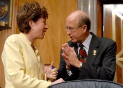 SENATE AFFAIRS COMMITTEE INVESTIGATES SPENDING IN WASHINGTON