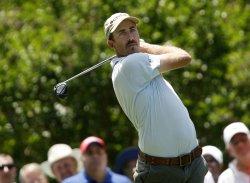 Geoff Ogilvy in Wells Fargo Championship in Charlotte