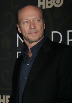 """Paul Haggis arrives for the """"Mildred Pierce Premiere in New York"""