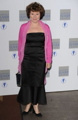 "Imelda Staunton attends ""The Laurence Olivier Awards"""