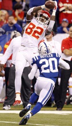 Kansas City Chiefs vs. Indianapolis Colts