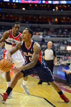 Washington Wizards va Atlanta Hawks in Washington