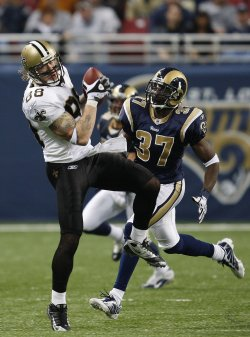 New Orleans Saints Jeremy Shockey
