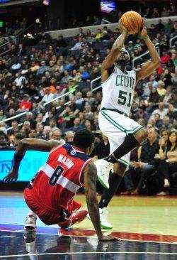 Boston Celtics' Keyon Dooling in Washington
