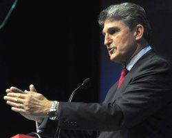 Senator Joe Manchin Addresses NRA Annual Meeting in Pittsburgh