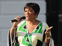Patti Labelle performs at an event commemorates the 20th anniversary of the Americans with Disabilities Act in Washington