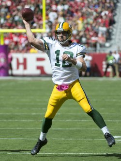 Rodgers to Rodgers TD against San Francisco