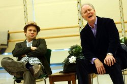 """JOHN LITHGOW STARS IN BROADWAY MUSICAL """"DIRTY ROTTEN SCOUNDRELS"""""""