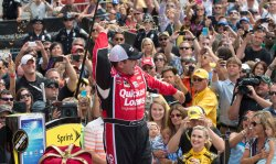 Brickyard 400 At the Indy Speedway