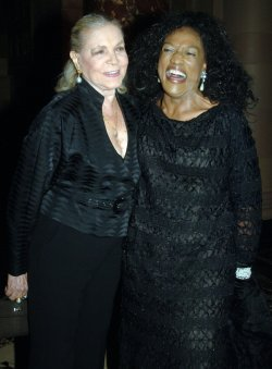 Lauren Bacall and Jessye Norman honored as Living Landmarks