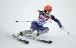 Ladies' Super Combined at the Sochi 2014 Winter Olympics
