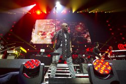 Flo Rida at the Jingle Ball Concert in Washington, D.C.