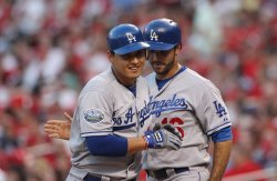 Lops Angeles Dodgers vs St. Louis Cardinals