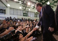 Chris Christie Presidential Campaign Launch