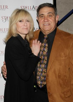 "Judith Light and Dan Lauria attend ""Stella by Starlight"" gala in New York"