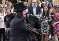 Boy George and Culture Club on the NBC Today Show