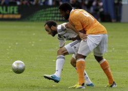MLS Cup: Los Angeles galaxy vs. Houston Dynamo in Carson, California