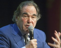 "Vancouver Biennale kicks off its new CineFest LIVE program with ""An Evening with Oliver Stone"" one of two public events featuring the Academy Award winning director"