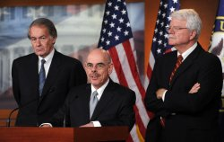 House Democrats call for oil spill legislation
