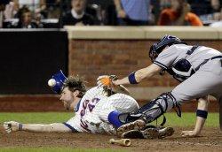 New York Mets vs New York Yankees at Citi Field in New York