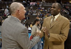 Nuggets coach Karl welcomes Trailblazers coach McMillan in Denver