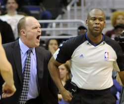 Bucks head coach Skiles called for double-technical foul in Washington