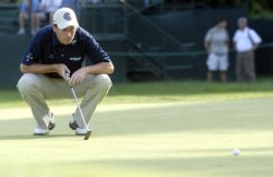 2006 U.S. OPEN FIRST ROUND AT WINGED FOOT GOLF CLUB