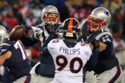 Denver Broncos vs. New England Patriots