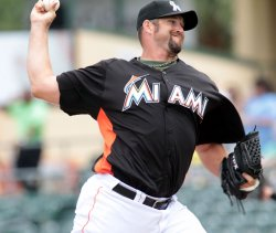 Baseball Spring Training Marlins vs. Mets in Jupiter, Florida