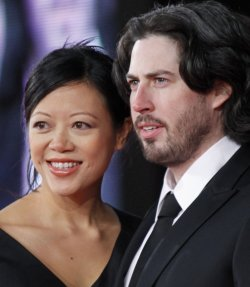 Jason Reitman arrives at the Rome International Film Festival