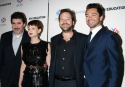 """Cast members arrive for the """"An Education"""" Premiere in New York"""