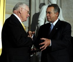 Congress honors astronauts with Congressional Gold Medal in Washington