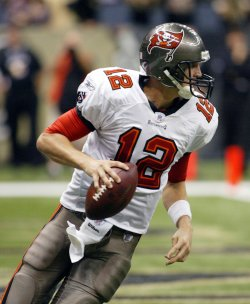 Tampa Bay Buccaneers at New Orleans Saints