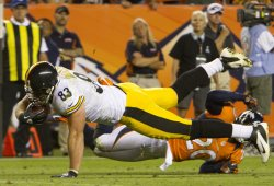Pittsburgh Steelers Vs Denver Broncos in Denver