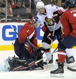 Ottawa Senators vs Washington Capitals