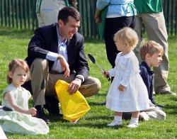 President Obama hosts White House Easter Egg Roll in Washington