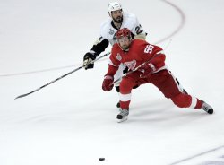 NHL Stanley Cup Final Pittsburgh Penguins vs. Detroit Red Wings